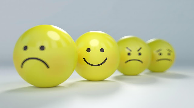 yellow smiley emotion