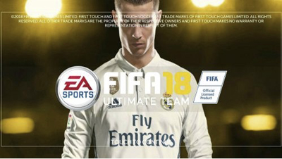 FTS MOD FIFA 18 ULTIMATE By Iqbal Apk + Data Obb Android Terbaru