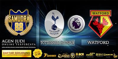 Prediksi Bola Tottenham Hotspur vs Watford 8 April 2017