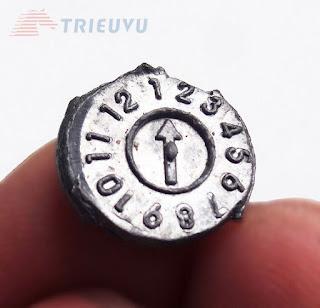 Hạt chì niêm phong phi 10mm