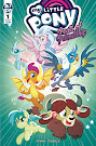 My Little Pony Feats of Friendship #1 Comic