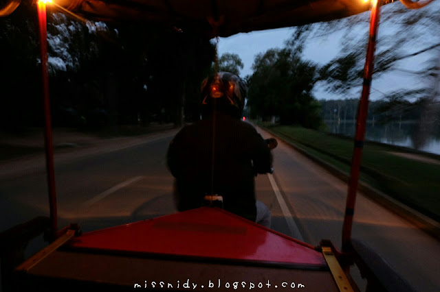 pengalaman sewa tuktuk di siem reap