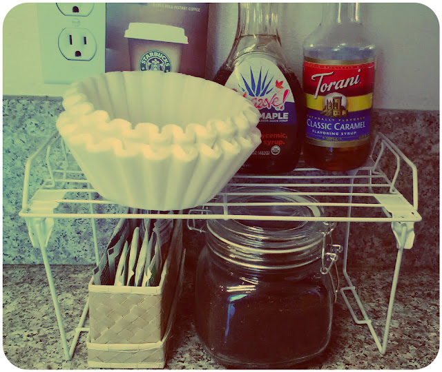 Dollar Store Kitchen Organization: Maria Sself Chekmarev: My Dollar Store Kitchen