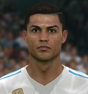 PES 2017 Sameh Momen Facepack Cristiano Ronaldo