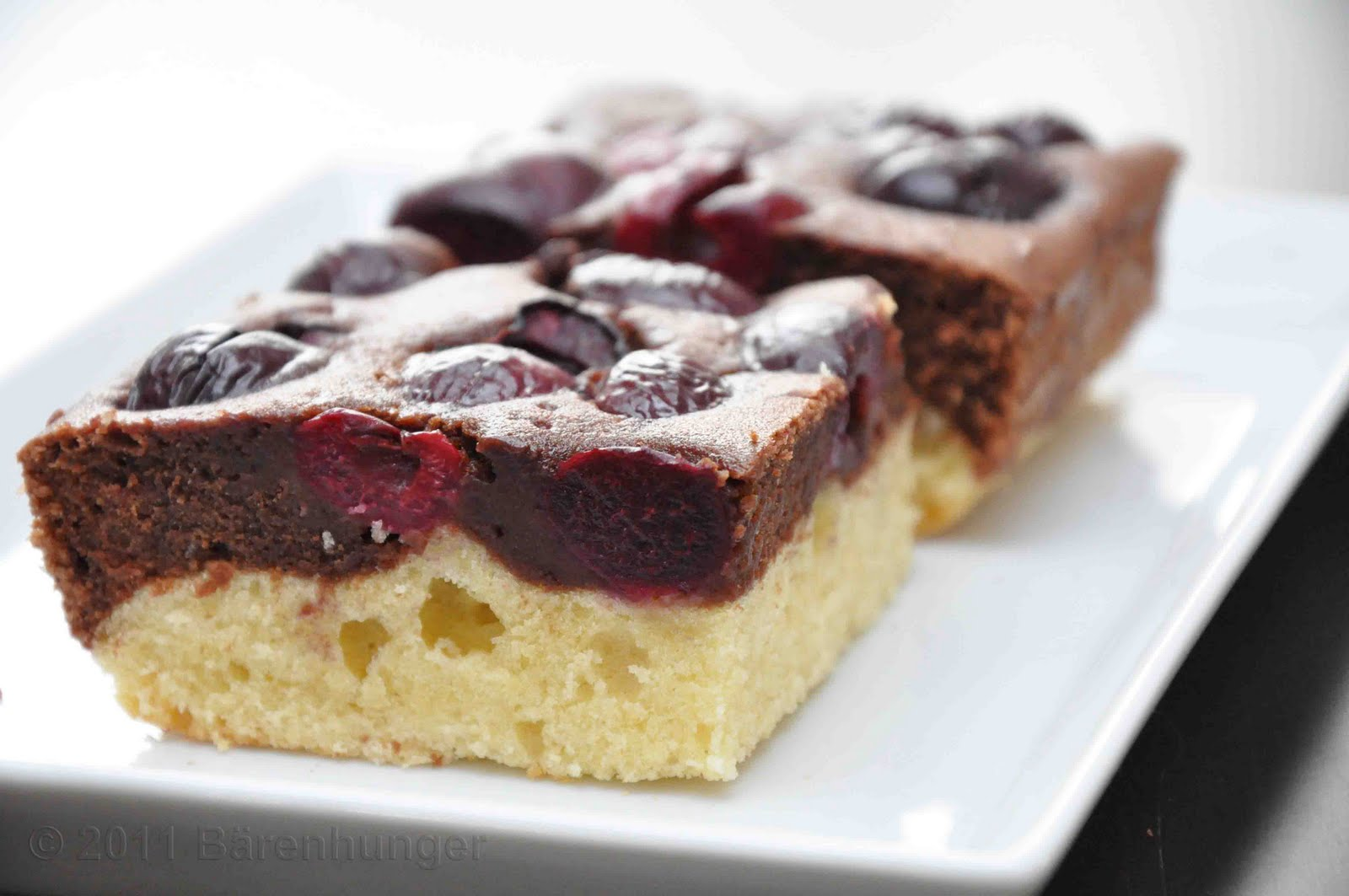 Schoko Kirsch Kuchen Blech Instagram Schokokirschkuchen 圖片視頻