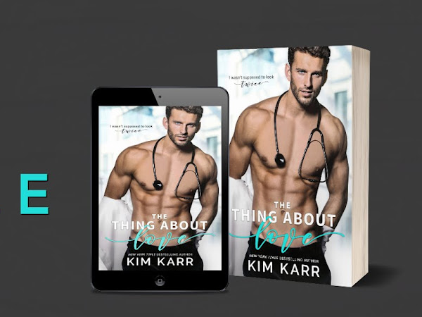 The Thing About Love by Kim Karr | Release Day Review