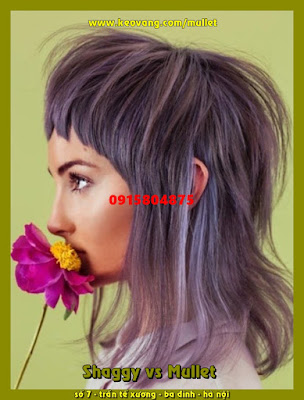 Tóc Shag Mullet hiện đại: cuộc xâm lược trở lại của thời trang thập niên 80