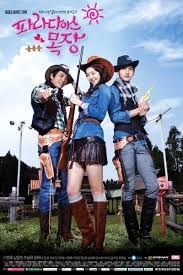 Korean drama Paradise Ranch (2011)