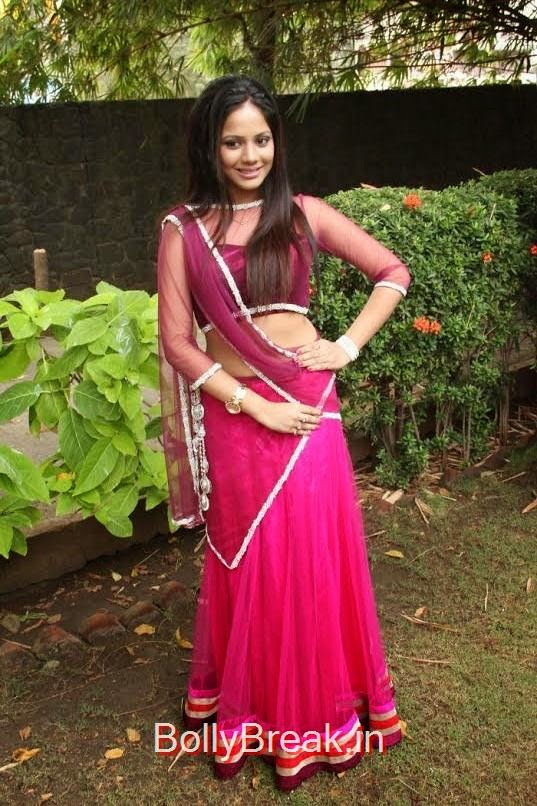 Telugu Actress Aishwarya Dutta, Aishwarya Dutta Navel Pics in Pink Saree