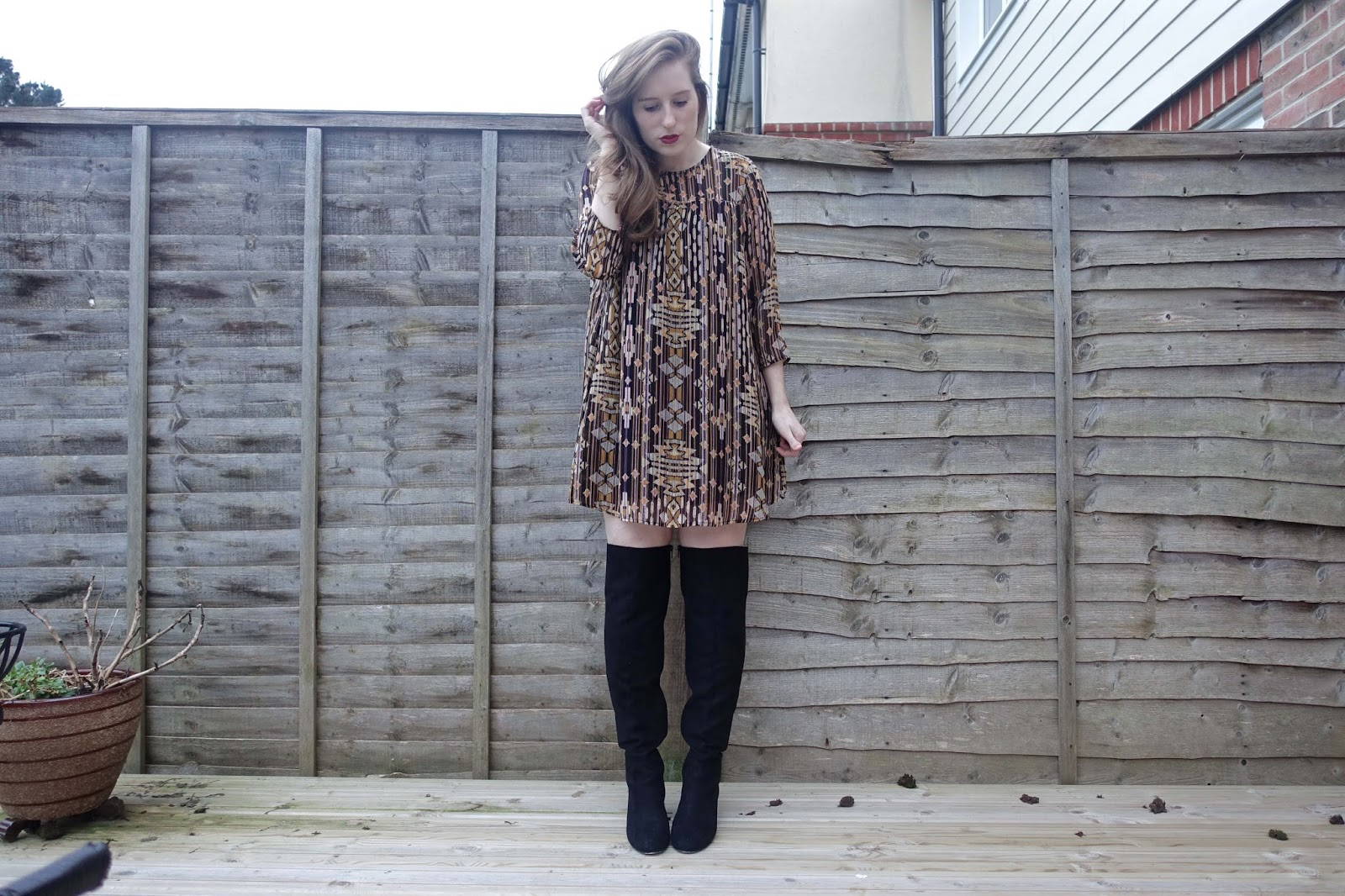 UK fashion blogger rightupmystreet