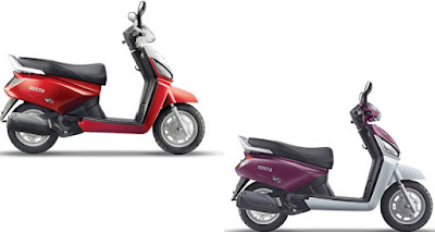 Mahindra Gusto 110 Special Edition hd picture