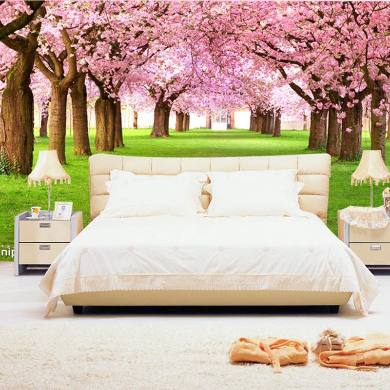Foundation Dezin & Decor...: 3D Wallpapers For Bedroom