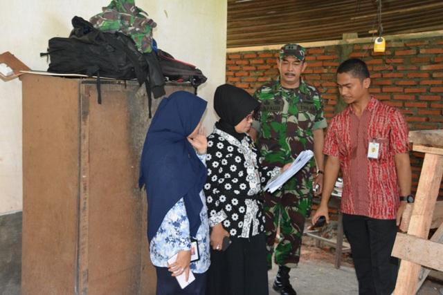 Mayjen TNI Tatang Sulaiman : Tahun ini Kodam IM berhasil  Rehap 70 Rumah Veteran di Aceh