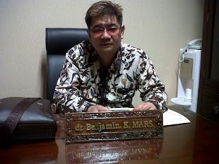 dr. Benyamin Kristianto Mars