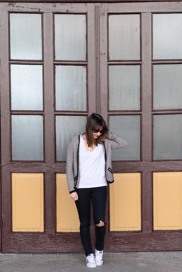 Tweed Look
