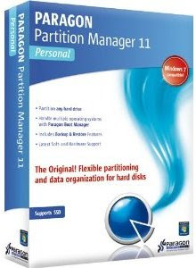 Download Paragon Partition Manager 11