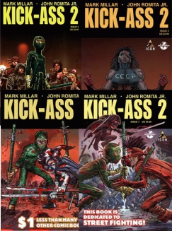 Kick-Ass 2 Comic Download