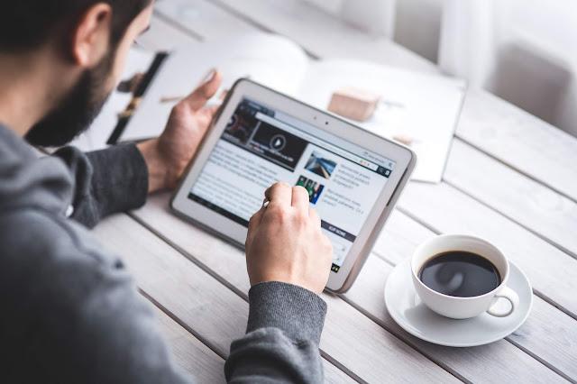 Online marketing kampányaink központi eleme - a weboldal