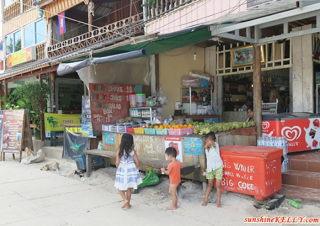 Island Hopping in Koh Rong, Sok San Beach, Koh Rong Sanloem & Koh Touch Village in Sihanoukville, Cambodia