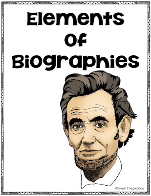 When introducing students to biographies, it's important to select different books about people from different eras, ethnicities, and occupations that will give students a glimpse of a variety of early lives, hardships, and impacts on society. Use the ideas, resources, FREE biography posters download, and questions provided at this blog post to engage your 2nd, 3rd, and 4th grade students. The story included here is great for Black History Month or social studies integration.