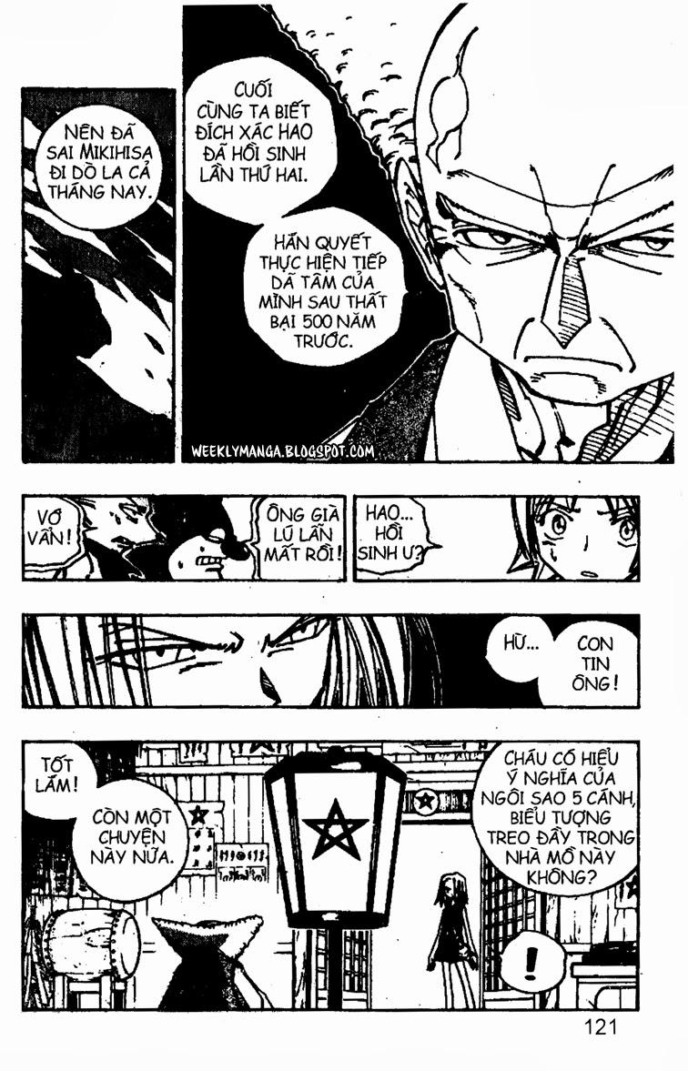 Shaman King [Vua pháp thuật] chap 90 trang 6