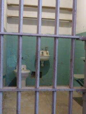 Visite d'Alcatraz