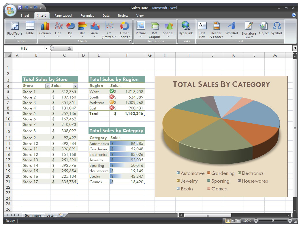 compra Microsoft Office Excel 2007
