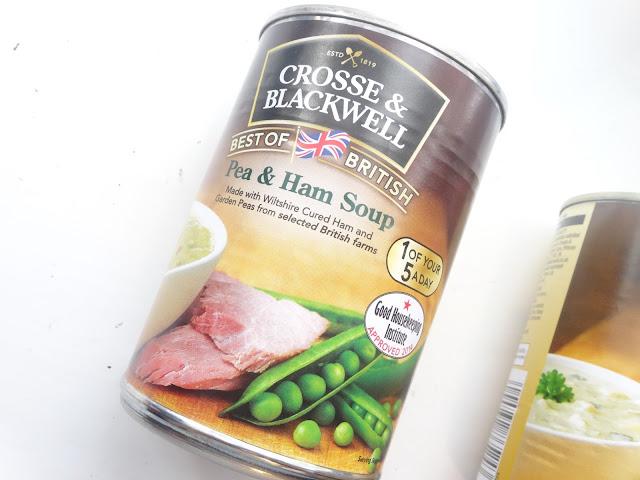 Cross & Blackwells Soup