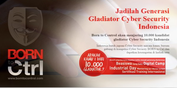 Ingin Jadi Gladiator Cyber Security Indonesia?
