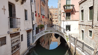 Uno dei tanti ponti