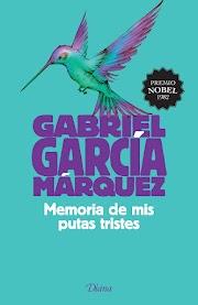 MEMORIA DE MIS PUTAS TRISTES, GABRIEL GARCÍA MÁRQUEZ.