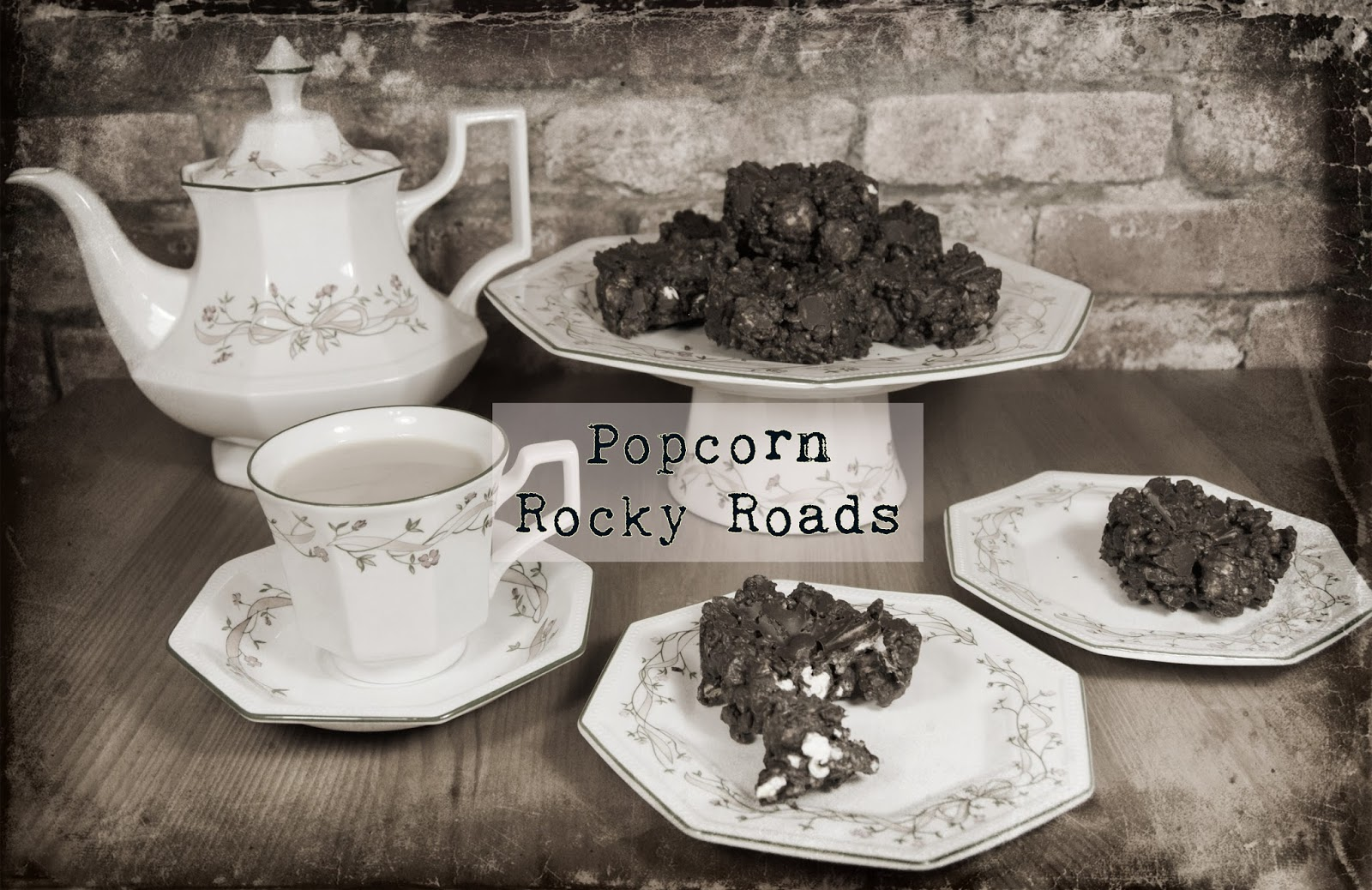 Popcorn Rocky Roads And How To Make Some