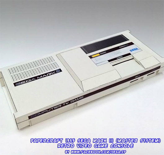 Build Your Own Sega Master System