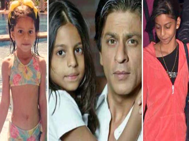 suhana-khan-shahrukh-khan-daughter-birthday-special