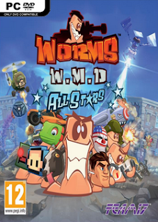 Download Worms W.M.D Incl All Stars Pack PC Gratis