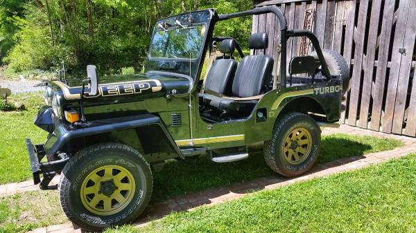 1991 Mitsubishi Jeep J53 Diesel For Sale - Yes a Jeep Made ...