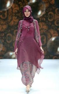 Foto Baju Batik Modern