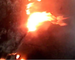 Graphic: Heavily pregnant woman burnt beyond recognition, 9 others killed in Fulani herders/farmers clash in Song LGA, Adamawa