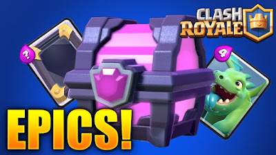 Cara Mendapat Magical Chest Game Clash Royale