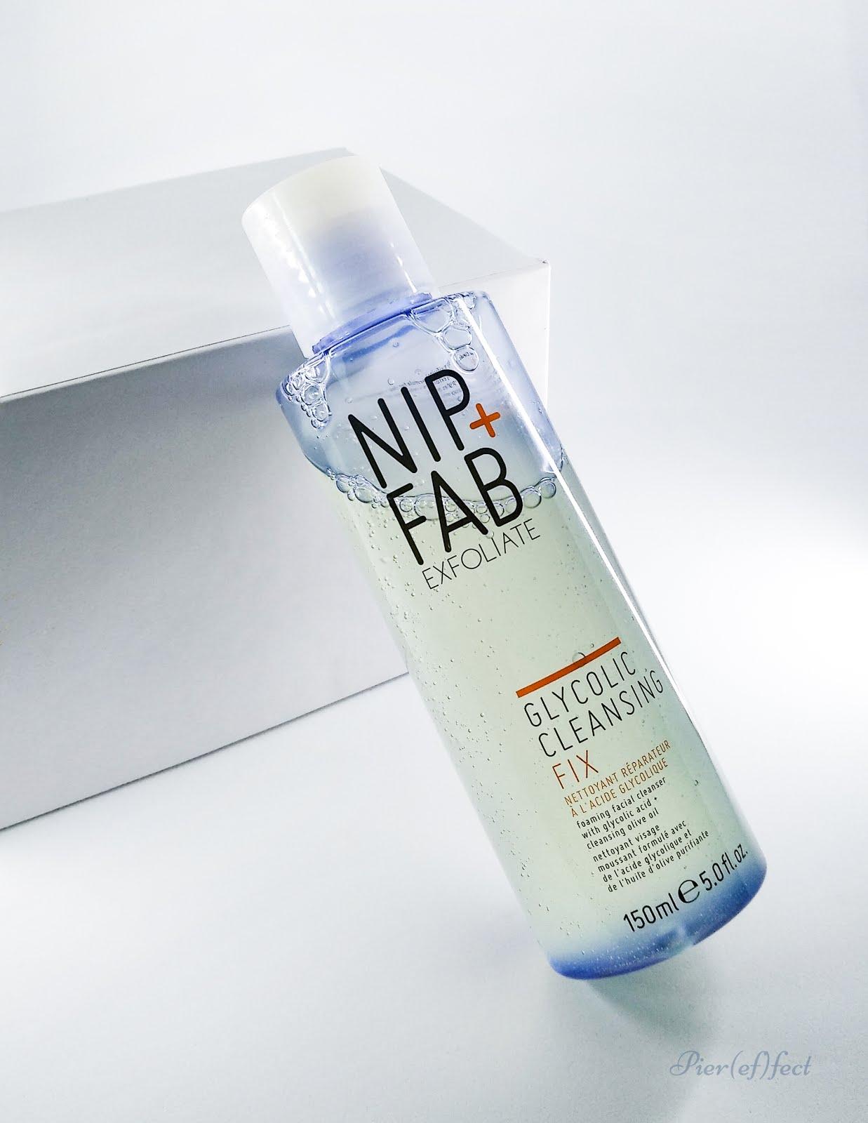 Nip+Fab Glycol Cleansing Fix