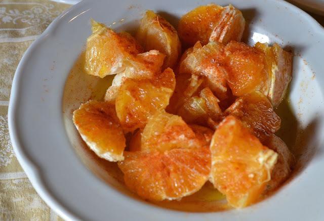 Κερκυραϊκή κουζίνα: Νεραντζοσαλάτα