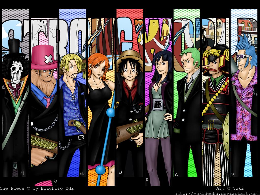 One Piece Strong World 2009 - cremanb