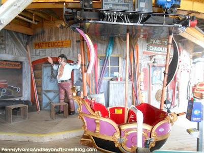 Morey's Piers in Wildwood - Ghost Ship