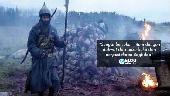 Kisah Kekejaman Monggol Memusnahkan Baghdad