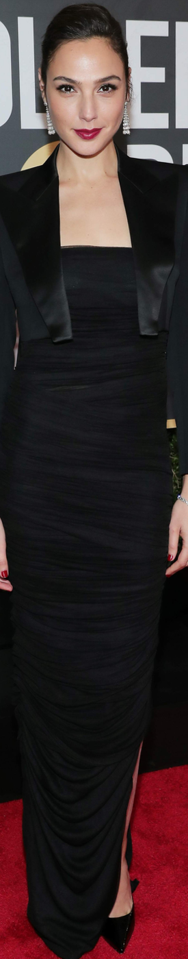 Gal Gadot 2018 Golden Globes