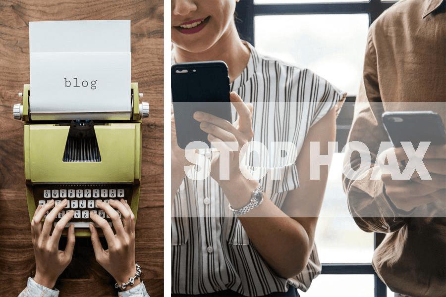 Panggilan Hati Seorang Blogger