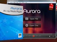 Aurora Blur-ray media player full version free download