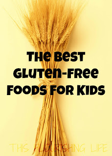 The Best Gluten-Free Products For Kids {According To My Son}