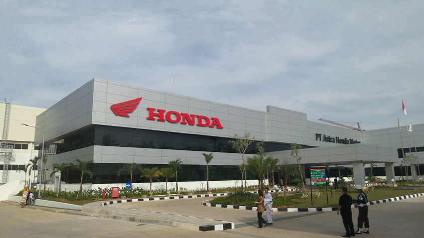 Lowongan Kerja Terbaru 2017 PT Astra Honda Motor Karawang KIIC