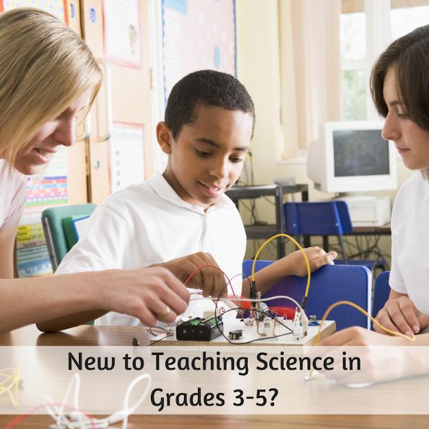 5th Grade Science Classroom